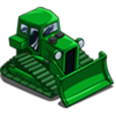 Green Bulldozer-icon.png