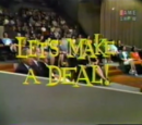 Let's Make a Deal