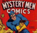 Mystery Men Comics Vol 1 13