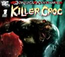 Joker's Asylum: Killer Croc Vol 1 1