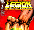 Legion of Super-Heroes Vol 6 1