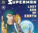 Superman: Last Son of Earth Vol 1