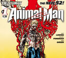 Animal Man Vol 2 1