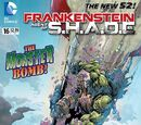 Frankenstein, Agent of S.H.A.D.E. Vol 1 16