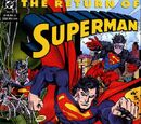 Superman: The Return of Superman Vol 1 1
