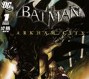 Batman: Arkham City Vol 1 1