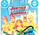 Justice League of America Annual Vol 1 2