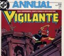 Vigilante Annual Vol 1 1