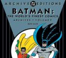Batman: The World's Finest Comics Archives Vol 1 2