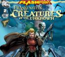 Flashpoint: Frankenstein and the Creatures of the Unknown Vol 1 2