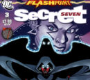 Flashpoint: Secret Seven Vol 1 3