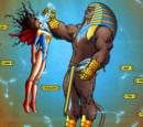 Ultrasphinx (All-Star Superman)/Gallery