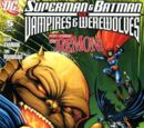 Superman and Batman vs. Vampires and Werewolves Vol 1 5