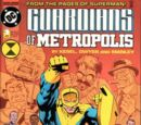 Guardians of Metropolis Vol 1