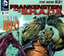 Frankenstein, Agent of S.H.A.D.E. Vol 1 9