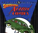 Action Comics Archives Vol 1