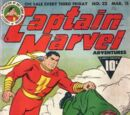 Captain Marvel Adventures Vol 1 22