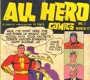 All Hero Comics Vol 1