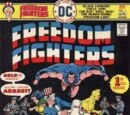Freedom Fighters Vol 1 1