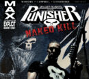 Punisher MAX: Naked Kill Vol 1