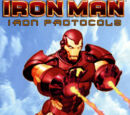 Iron Man: Iron Protocols Vol 1 1