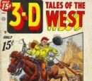 3-D Tales of the West Vol 1 1