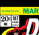 Daredevil Vol 1 107