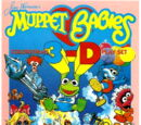 Muppet Babies Colorforms 3-D Play Set