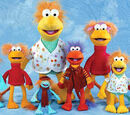 Fraggle Rock dolls (Nanco)