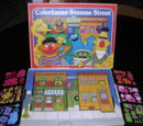Colorforms Sesame Street