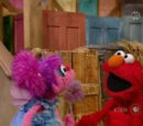 Elmo and Abby Cadabby