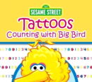 Sesame Street temporary tattoos (Dover)