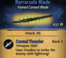 Barracuda Blade