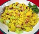 Hawaiian Rice Salad