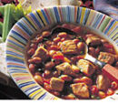 Mexican Pork and Bean Soup