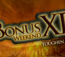 Bonus XP Weekend