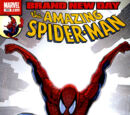 Amazing Spider-Man (Volume 1) 552