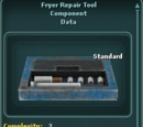 Fryer Repair Tool