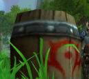 Horde Water Barrel