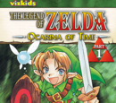 The Legend of Zelda: Ocarina of Time (manga)