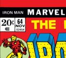 Iron Man Vol 1 64
