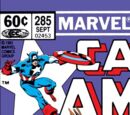 Captain America Vol 1 285