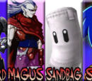 Commander Shepard vs Magus vs Sandbag vs Sonic the Hedgehog 2008