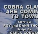 Cobra Claws Are Coming to Town