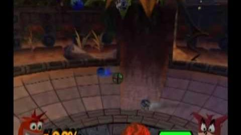 Crunch Bandicoot (Boss Fights)