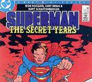 Superman: The Secret Years/Covers
