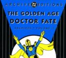 Golden Age Doctor Fate Archives Vol 1 1