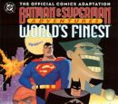 Batman and Superman Adventures: Worlds Finest: The Official Comics Adaptation Vol 1 1