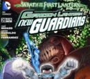 Green Lantern: New Guardians Vol 1 20