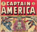 Captain America Comics Vol 1 35
